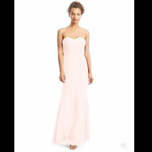 Azazie Ivy bridesmaid dress in Rose Petal